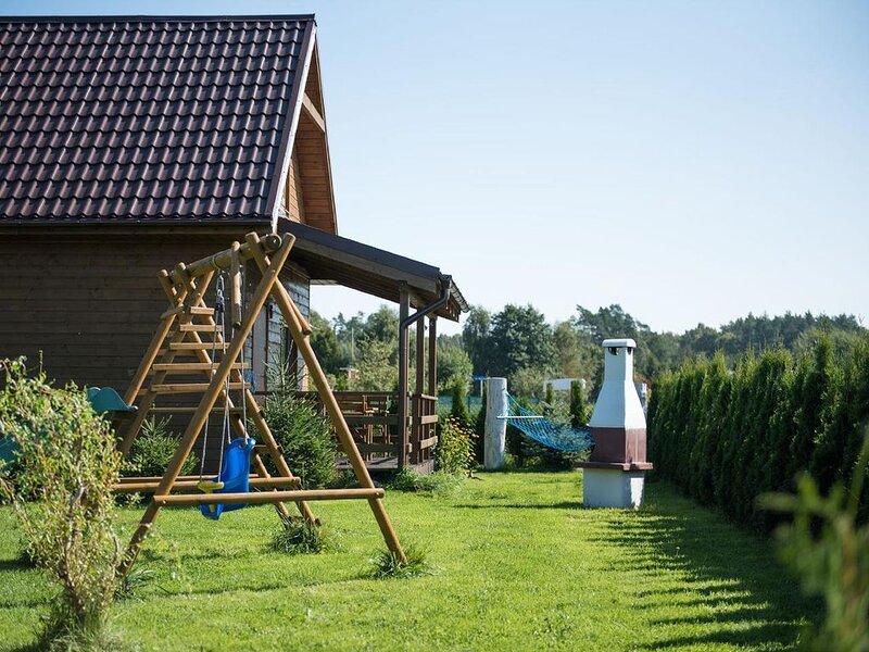 Ferienhaus Kopalino für 1 - 6 Personen - Ferienhaus, holiday rental in Leba