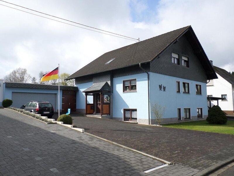 Ferienwohnung Dreisbach für 1 - 5 Personen - Ferienwohnung, casa vacanza a Greifenstein