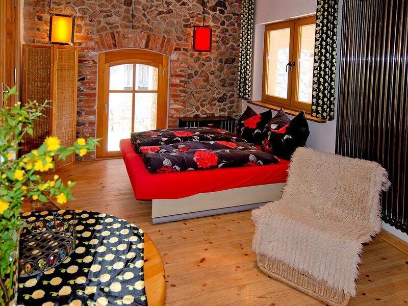Ferienwohnung Wriezen für 1 - 2 Personen - Ferienwohnung, location de vacances à Schmargendorf