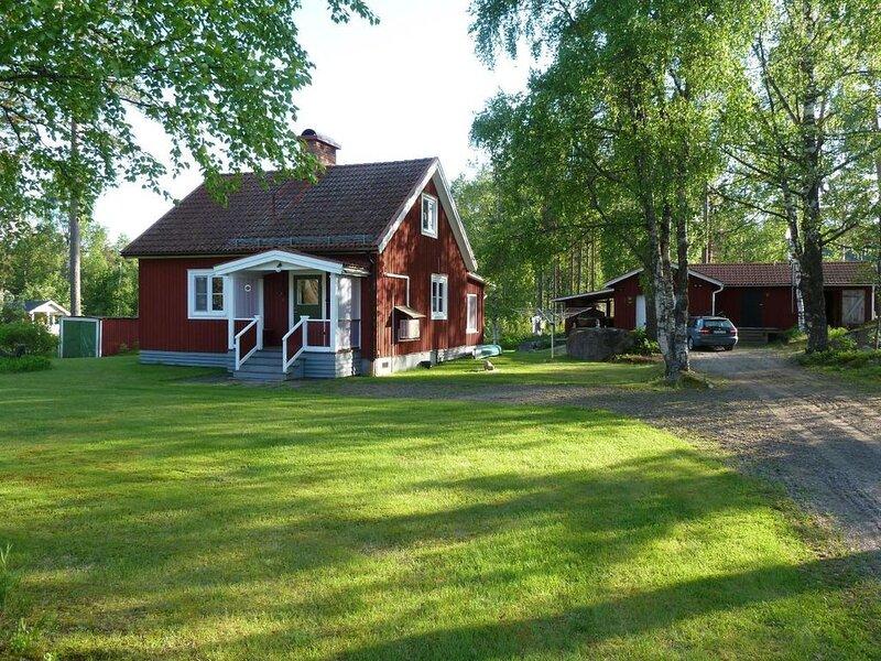 Ferienhaus Uvanå für 1 - 6 Personen - Ferienhaus, holiday rental in Hagfors