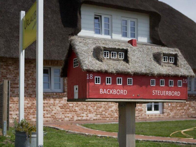 Ferienhaus Dagebüll für 1 - 4 Personen mit 2 Schlafzimmern - Feriendomizil der L, vakantiewoning in Breklum