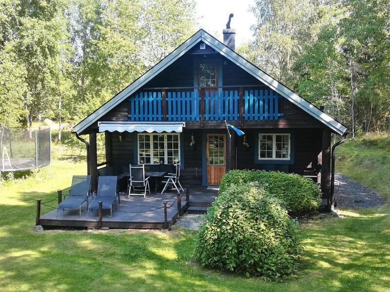 Ferienhaus Norrtälje für 1 - 5 Personen mit 3 Schlafzimmern - Ferienhaus, aluguéis de temporada em Vaddo