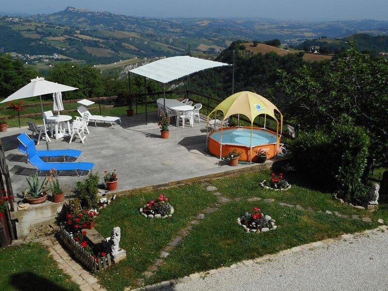 Ferienhaus Santa Vittoria in Matenano für 1 - 8 Personen mit 3 Schlafzimmern - F, vacation rental in Force