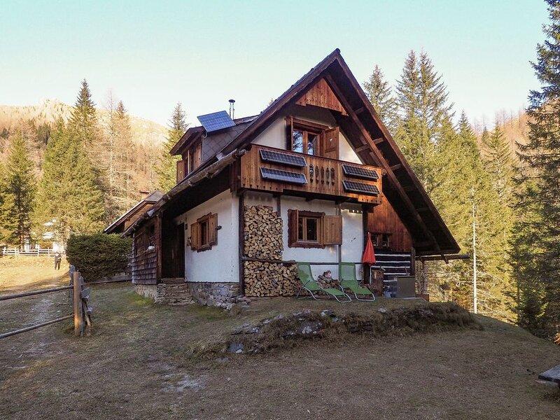 Chalet in Sankt Oswald with Garden, BBQ & Parking, casa vacanza a Kleinkirchheim