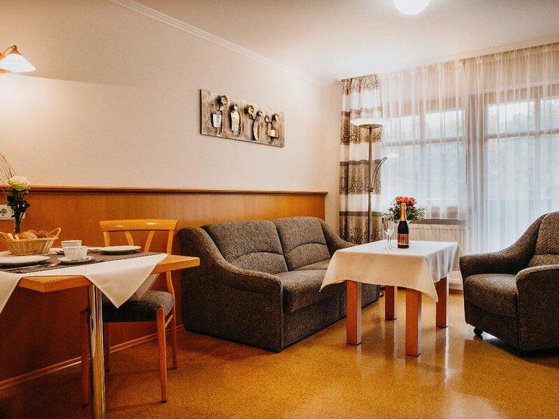 Appartement für Allergiker in ruhiger Lage mit großem Balkon, holiday rental in Ruhstorf an der Rott