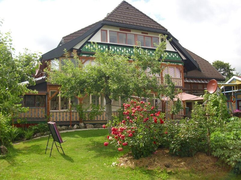 Apartment Bernau for 4 people with 2 rooms - Apartment, location de vacances à Bernau im Schwarzwald