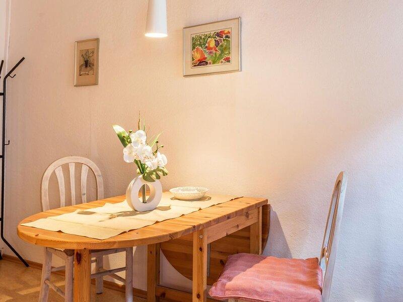 Charmante Einzimmerwohnung 'Ferienwohnung Faden' im Zentrum von Konstanz mit WLA, holiday rental in Steckborn