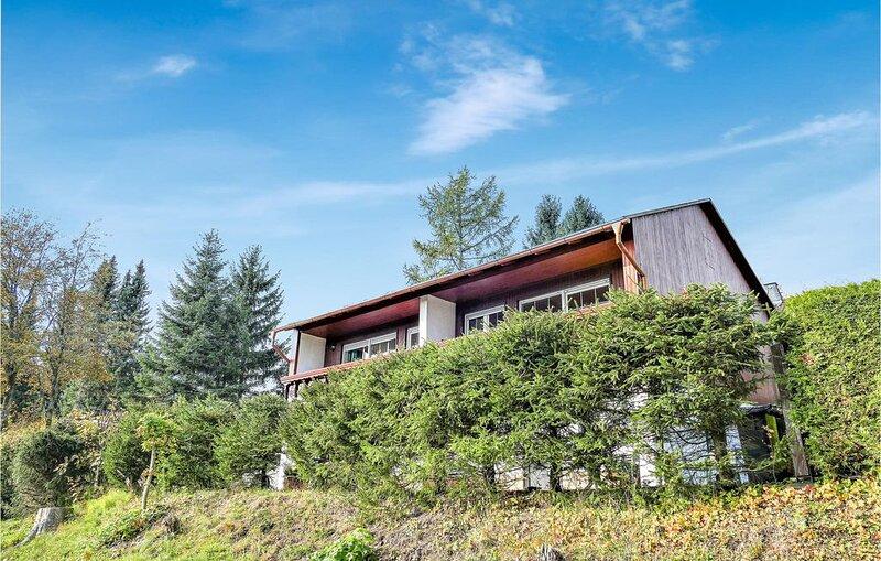 3 Zimmer Unterkunft in Schnett, holiday rental in Schleusegrund