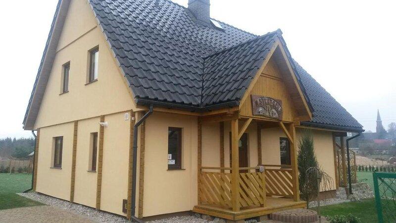 Ferienhaus Kolczewo für 1 - 10 Personen - Ferienhaus, casa vacanza a Miedzyzdroje