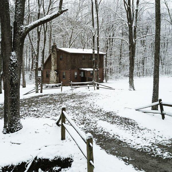Timber Ridge - Hocking Hills, holiday rental in Laurelville