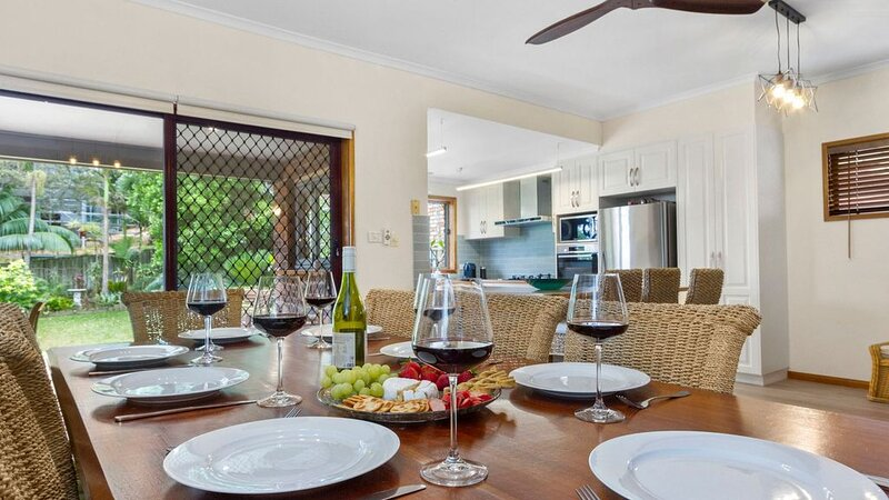 Lumina - luxury, comfort and lots of style, holiday rental in Shoalhaven Heads