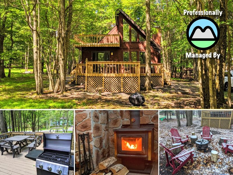 ⭐️The Hygge Home⭐️ Fire Pit & 5 min from Skiing⛷, holiday rental in Blakeslee