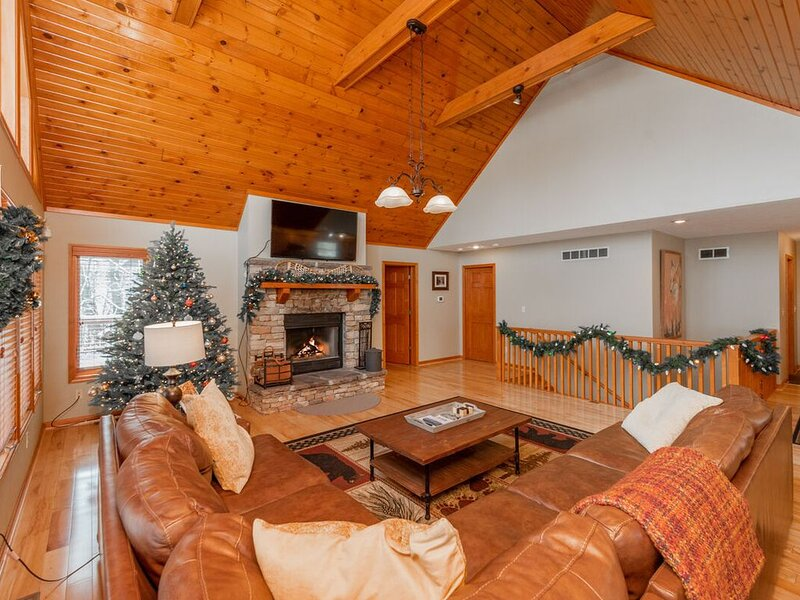 Visit over the holidays for a beautifully decorated home!