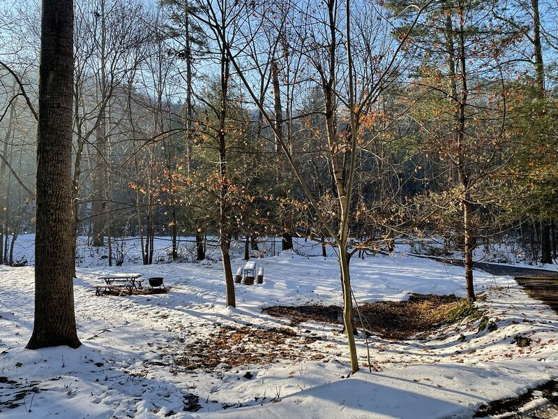One of a kind secluded mountain get-a-way, holiday rental in Stanardsville