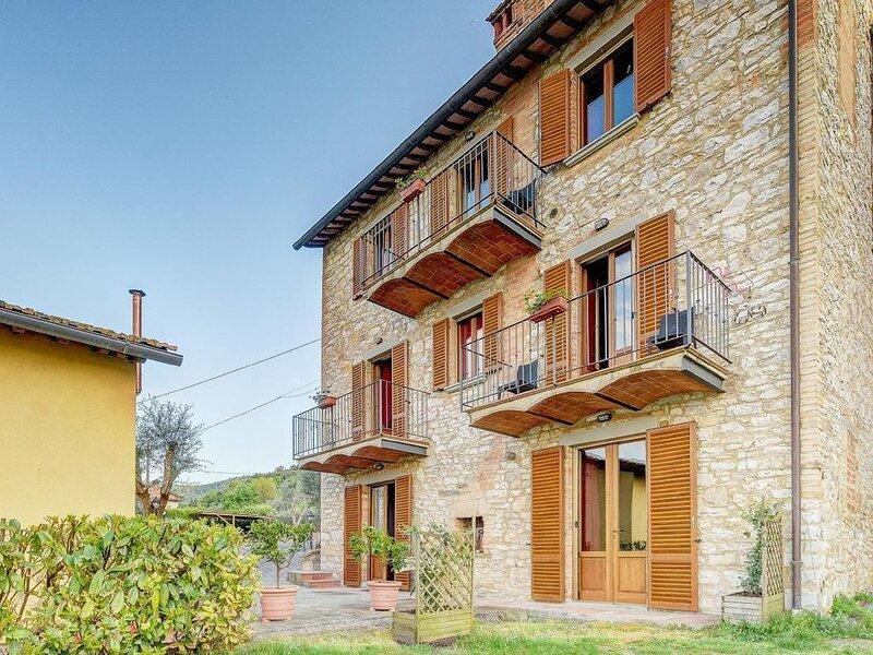 Ferienwohnung Magione für 1 - 5 Personen mit 2 Schlafzimmern - Ferienwohnung, vacation rental in Agello