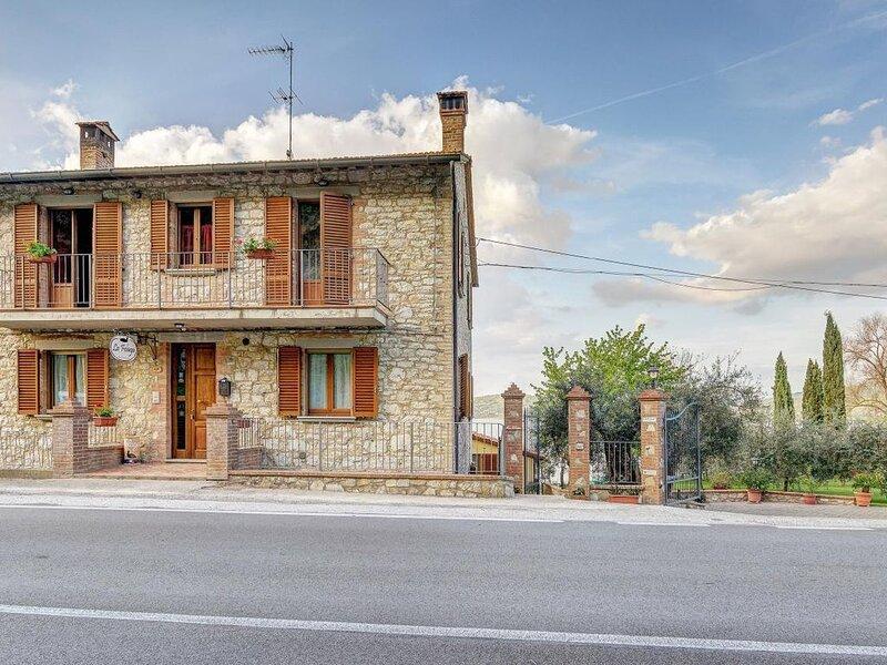 Ferienwohnung Magione für 1 - 2 Personen - Ferienwohnung, vacation rental in Agello
