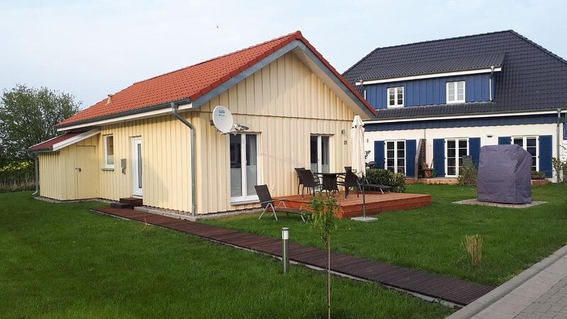 Ferienhaus Altefähr für 1 - 4 Personen - Ferienhaus, holiday rental in Lieschow