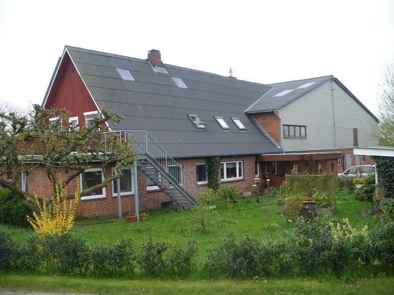 Ferienwohnung Struckum für 1 - 5 Personen - Ferienwohnung, vacation rental in Hattstedtermarsch
