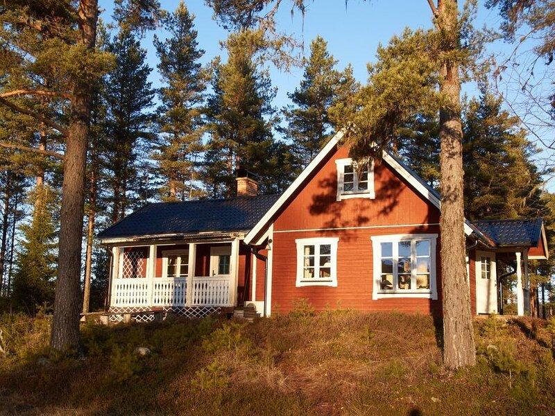 Ferienhaus Likenäs für 1 - 6 Personen mit 3 Schlafzimmern - Ferienhaus, vacation rental in Stollet