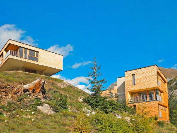Ferienhaus Gradonna Mountain Resort (KAX100) in Kals am Großglockner - 8 Persone, holiday rental in Virgen