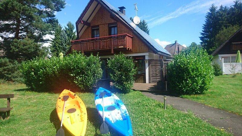 Ferienhaus Frielendorf für 1 - 7 Personen mit 3 Schlafzimmern - Feriendomizil de, location de vacances à Neukirchen