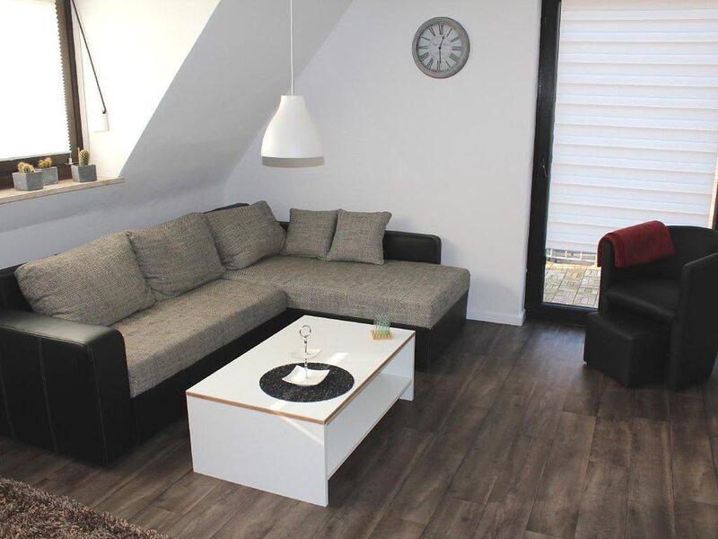 Ferienwohnung Bedburg-Hau für 1 - 4 Personen - Ferienwohnung, casa vacanza a Megchelen