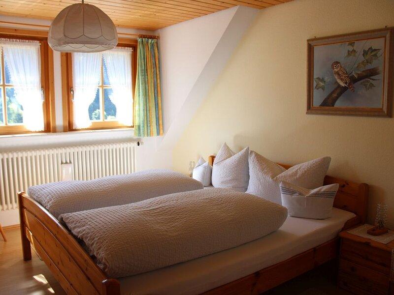 Ferienwohnung, 60 qm, 1 Schlafraum, max. 4 Personen, holiday rental in Herrischried
