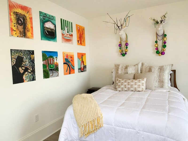Elegant Bywater Guest Suite on a Traffic Free Street, casa vacanza a Chalmette