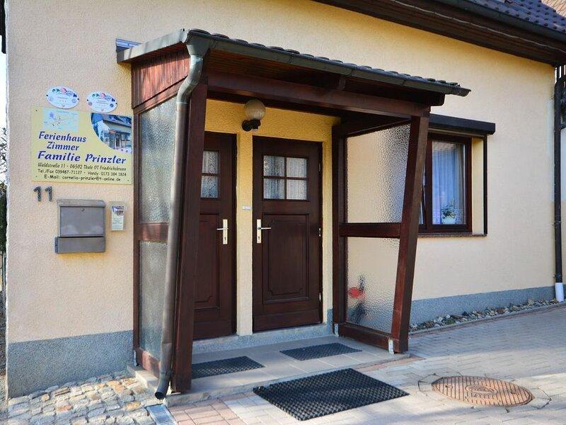 Ferienhaus Thale für 1 - 3 Personen mit 1 Schlafzimmer - Ferienhaus, holiday rental in Allrode