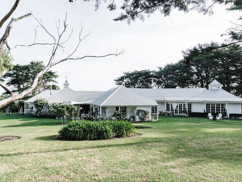 Longmeadow Estate - Your luxury rural escape, alquiler vacacional en Cape Bridgewater