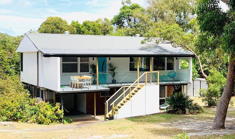 Wreck Beach House, Shoal Bay NSW, casa vacanza a Port Stephens