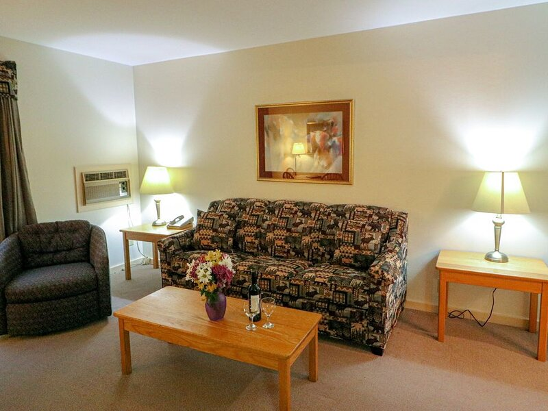 214 Efficiency with Sleeper Sofa only, holiday rental in Sherburne