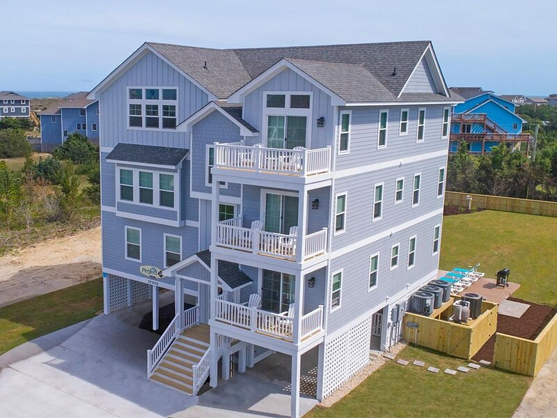 PERFECT 10 makes perfect sense for your next family vacation!, vacation rental in Waves