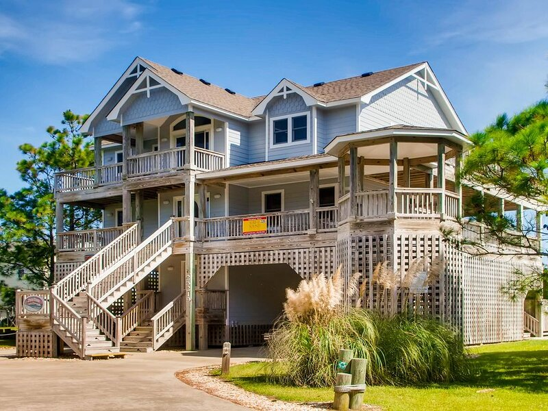 Sun & Fun for All Ages-Oceanview w/Pool, Hot Tub, Game Rm, Pier Passes, Swingset, vacation rental in Waves