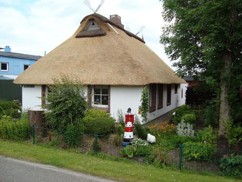 Ferienhaus Kronprinzenkoog für 1 - 4 Personen - Ferienhaus, vacation rental in Neuendorf-Sachsenbande