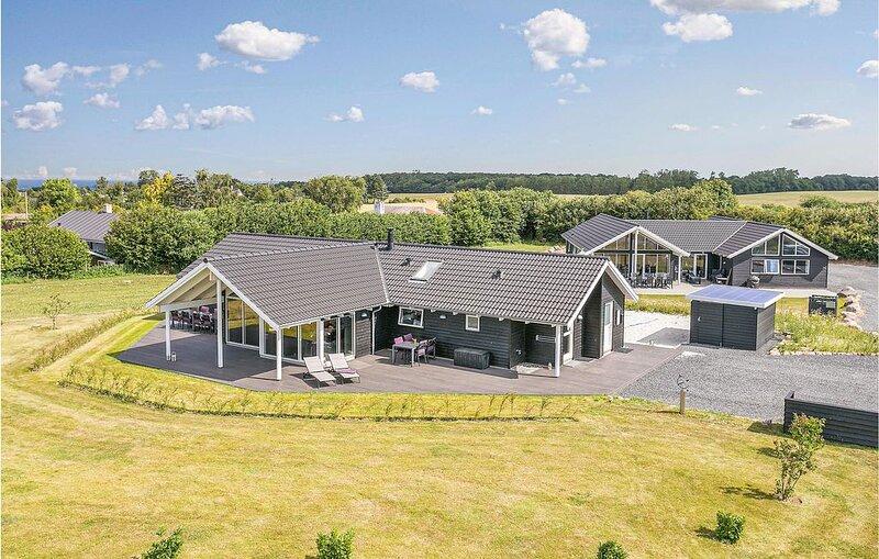 4 Zimmer Unterkunft in Bogense, alquiler de vacaciones en Fionia y las islas centrales