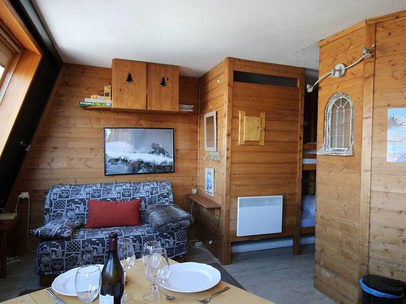 Very cosy studio 2/3 persons, holiday rental in Avoriaz