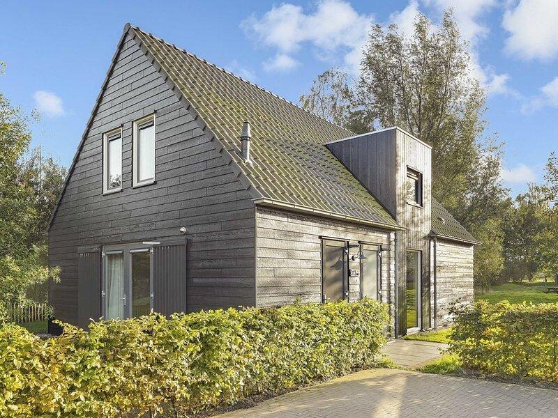 Luxus+ 10-Personen-Ferienhaus im Ferienpark Landal Aelderholt, Ferienwohnung in Zwiggelte