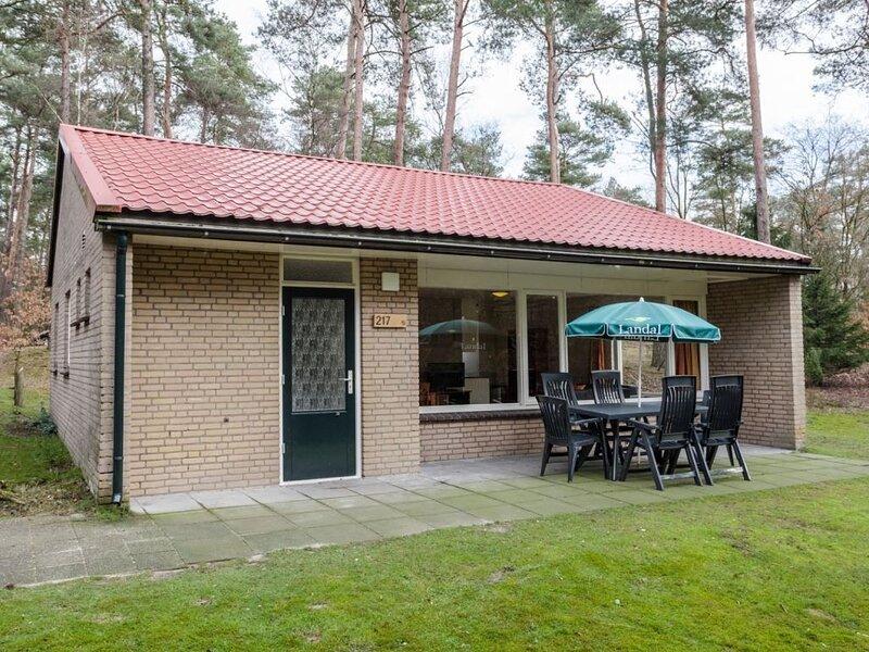 6-Personen-Ferienhaus im Ferienpark Landal Coldenhove, vakantiewoning in Doesburg