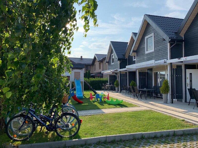 Ferienhaus Sarbinowo für 1 - 6 Personen - Ferienhaus, location de vacances à Ustronie Morskie