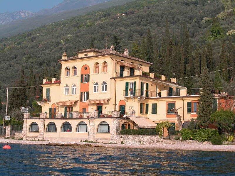 Ferienwohnung Brenzone für 1 - 7 Personen mit 2 Schlafzimmern - Ferienwohnung, Ferienwohnung in Castelletto