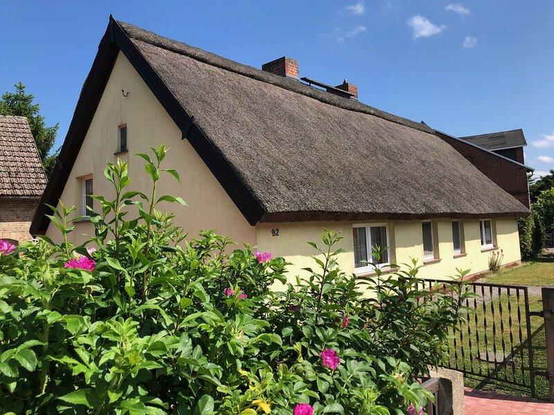 Ferienhaus Grambin für 1 - 6 Personen mit 3 Schlafzimmern - Ferienhaus, location de vacances à Friedland