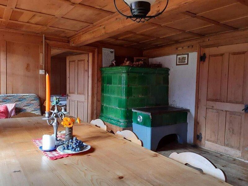 Ferienhaus Ramersberg für 2 - 10 Personen mit 2 Schlafzimmern - Bauernhaus, alquiler de vacaciones en Wilen