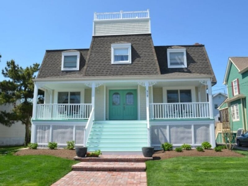 Sea Glass Cottage - short walk to beach and town, alquiler de vacaciones en Cape May