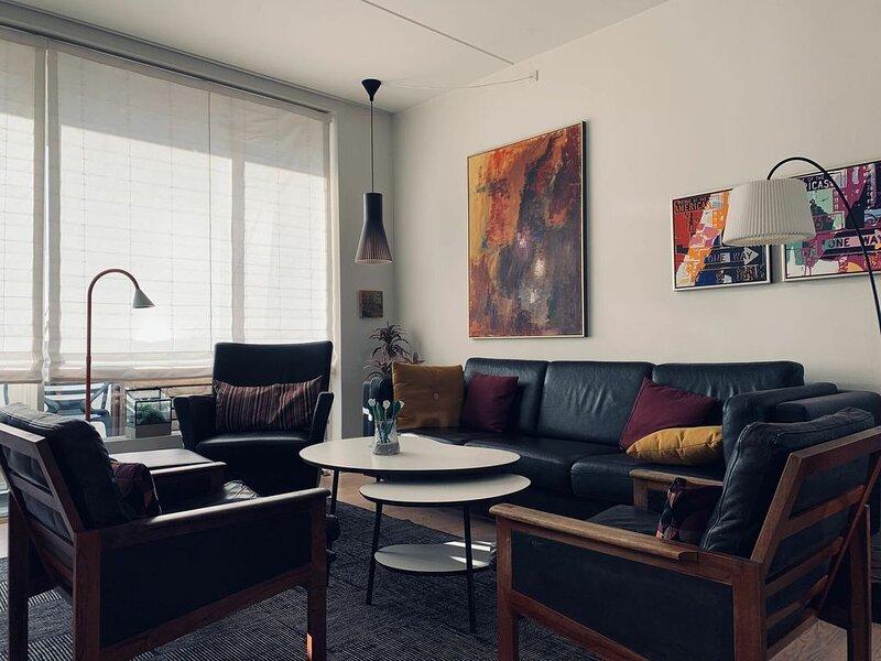 City Apartment in Kopenhagen mit 2 Schlafzimmern 4 Schlafplätzen, Ferienwohnung in Kopenhagen
