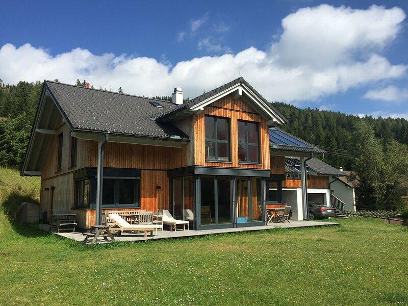 Ferienhaus Glödnitz für 1 - 10 Personen mit 4 Schlafzimmern - Feriendomizil der, location de vacances à Sirnitz-Sonnseite
