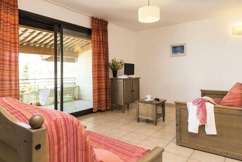 Résidence Odalys Les Hameaux de Capra Scorsa - 3 Pièces 4/6 Personnes, holiday rental in Belgodere