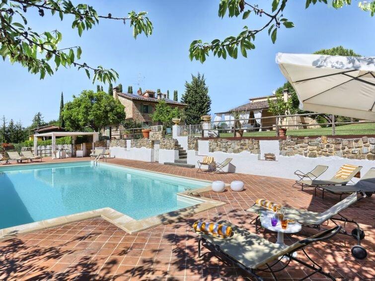 Ferienhaus Fonte di Pillo (GAM290) in Gambassi Terme - 14 Personen, 6 Schlafzimm, holiday rental in Gambassi Terme