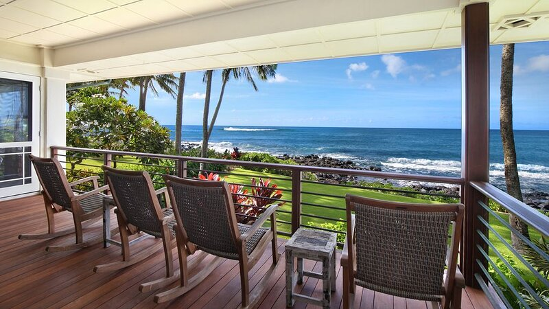 OCEANFRONT VIEWS WITH AIR CONDITIONING-FABULOUS FAMILY LOCATION!, holiday rental in Kalaheo
