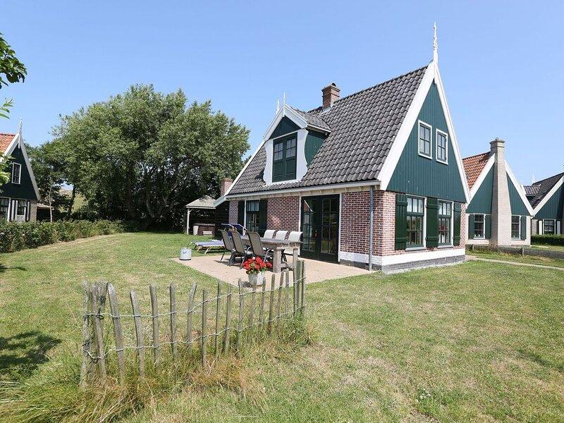 Beautiful villa with garden, near the Wadden Sea, aluguéis de temporada em Westerland
